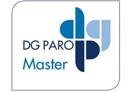 Logo DG PARO Masterstudiengang
